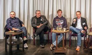 Berlin Online 2014, Domik Brück, Marcus Engert, Stefan Laurin,