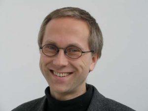 Ein Kopfbild von Lektor Martin Radke.