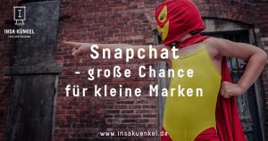 Wie Unternehmen über Snapchat kommunizieren